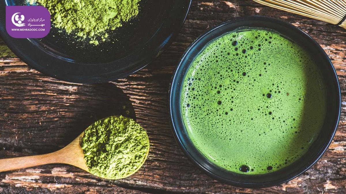 چای سبز در درمان پروستات