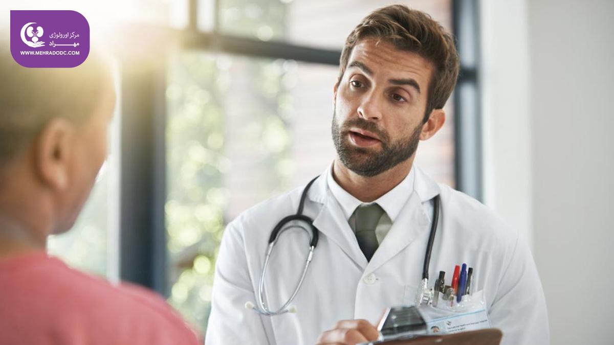 انزال دردناک   دکتری مهری مهراد، اورولوژیست