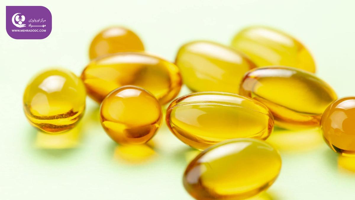 رابطه بین سرطان پروستا و کمبود ویتامین D