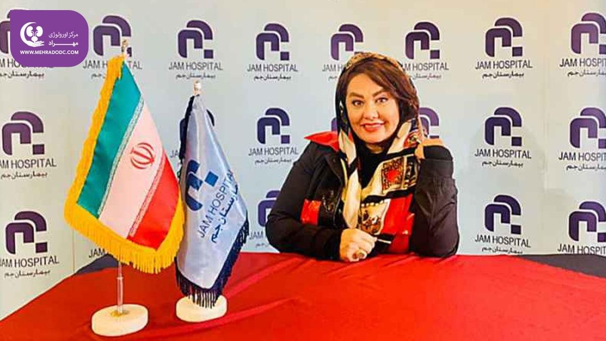 دکتر مهری مهراد اورولوژیست